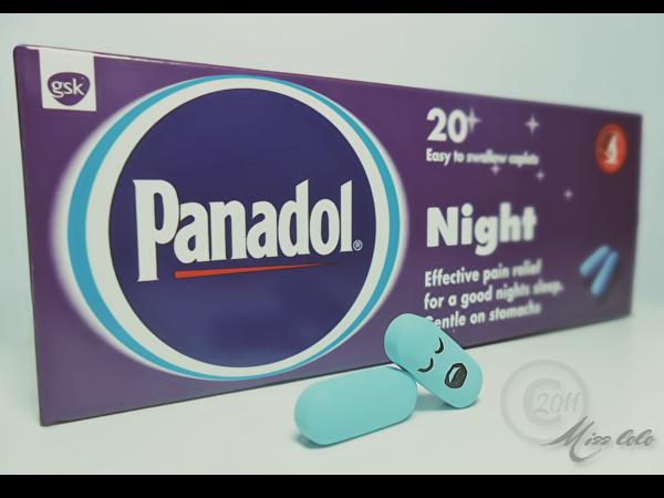 Panadol Night 500mg Capsule Rosheta